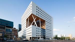 O2 gebouw VU Amsterdam